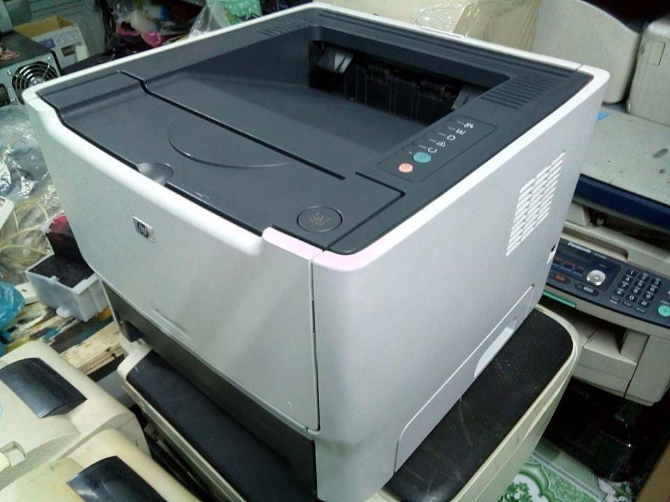 Máy In HP Laserjet P2015d Printer ( tặng kèm hộp mực , dây nguồn , dây usb mới )