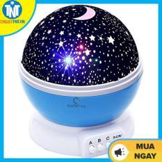 Đèn chiếu sao đèn trang trí đèn ngủ tự xoay 360 Star Master pro. Mang cả bầu trời trăng sao vào căn phòng bé nhỏ của mình