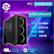 [Trả góp 0%]Bộ máy tính để bàn chơi Game VIP đời cao cấu hình khủng giá rẻ 4TechGM03 2019 Core i5 Ram 8GB HDD Vga 1050 PC Gaming kèm màn hình 22inch cho cá nhân quán net Club Games chuyên nghiệp thùng máy dễ nâng cấp đủ phím chuột wifi.