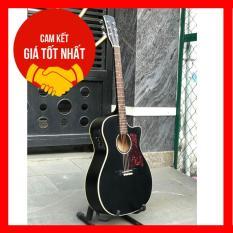Đàn guitar acoustic DTY85 có lắp EQ