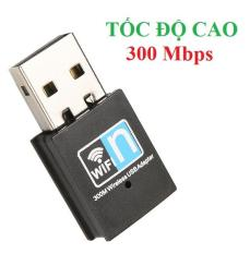Usb wifi – Usb thu sóng wifi SMH tốc độ cao 300Mbps 802.11N (300Mbps)