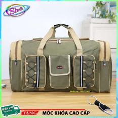 Túi xách du lịch thời trang phong cách Hàn Quốc cao cấp cỡ lớn BIG-OXFORD TXL102 Shalla Tặng móc khóa cao cấp