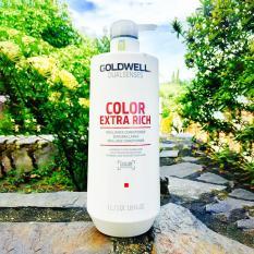Dầu xả giữ màu tóc nhuộm GOLDWELL Color Extra Rich 1000ml