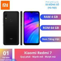 Xiaomi Redmi 7 Ram 4GB 64GB (Rom Tiếng Việt) – Hàng nhập khẩu