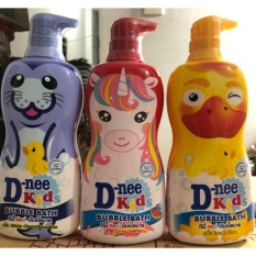 Sữa Tắm Gội Dnee Kid Hình Thú 400ml ( Thái Lan )