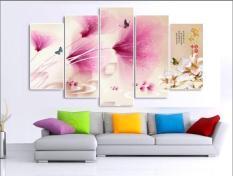 tranh treo tường hoa 3D/ tranh phòng khách hiện đại CP12