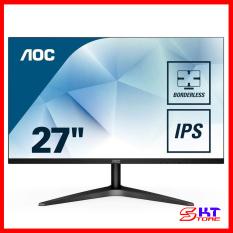Màn Hình Vi Tính 27 Inch Monitor AOC 27B1H IPS (1920×1080/IPS/60Hz/9ms) – Hàng Chính Hãng