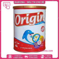 [CHÍNH HÃNG] Sữa Bột Origin 900g | Trẻ Từ 7 Tháng – 10 Tuổi, Biếng Ăn, Chậm Lớn, Suy Dinh Dưỡng, Thấp Còi | Date Mới Nhất, Giá Tốt Nhất | Babivina