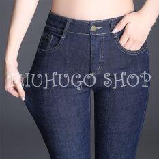 Quần Jean Nữ MH XANH BỐ V2 (Có Size Đại) – Hoặc Áo Thun Trơn (Size 24 là Size Áo Thun)