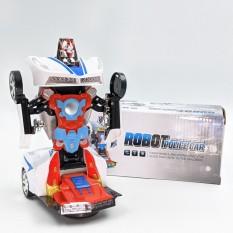 Robot Biến Hình Transformer – Đèn Nhạc Vui Nhộn