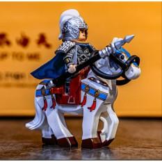 Mô hình Tam quốc nhân vật Triệu Tử Long lego mini figure