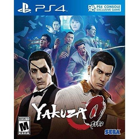[US-NEW] Đĩa game Yakuza 0 - PlayStation 4