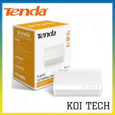 Tenda bộ chia mạng Switch S105 5 cổng ethernet