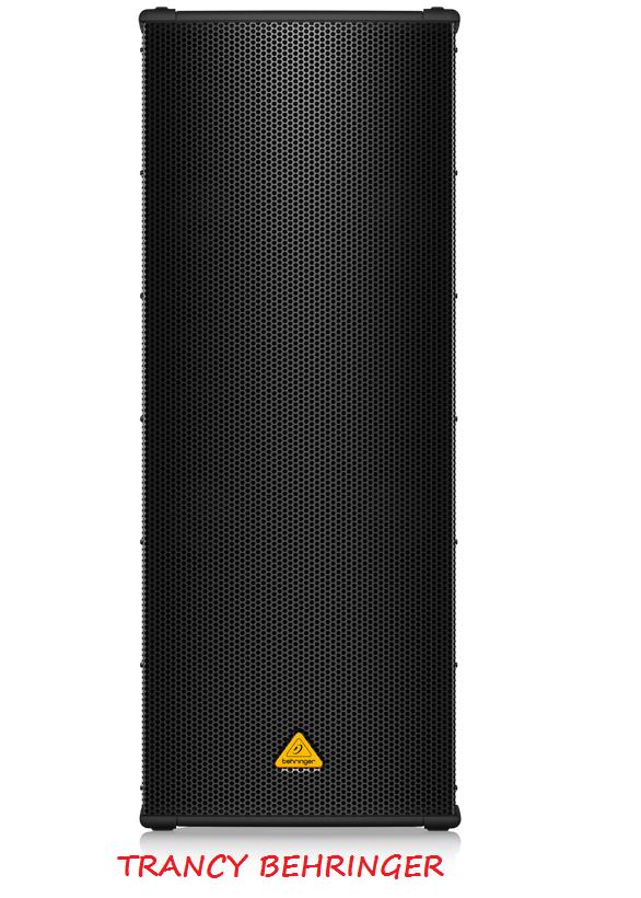 Loa Behringer B2520 PRO – High-Performance 2,200-Watt PA Loudspeaker System with Dual 15 Woofers
