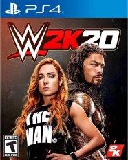 Đĩa Game PS4 WWE 2k20 2020 – Hàng Nhập Khẩu