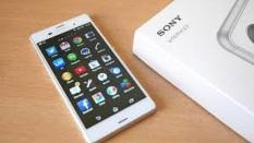 điện thoại Sony Xperia Z3 ram 3G bộ nhớ 32G mới, Máy Chính Hãng