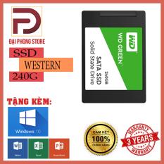 Ổ cứng SSD Western Digital Green 240GB 2.5″ SATA 3