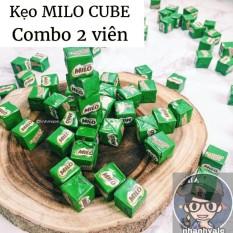 Kẹo Milo Cube viên vuông vị sữa ăn là nghiền luôn Đồ ăn vặt SNACK SEEKER??????