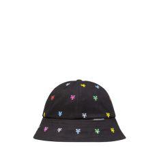 DIRTYCOINS Multicolor Monogram Bucket Hat