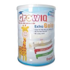 Sữa tăng chiều cao cho bé từ 1 đến 10 tuổi Mega Export lon 900g