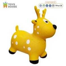 Thú nhún trẻ em cao cấp Toyshouse – Tiêu chuẩn Xuất khẩu Mỹ (ASTM) và Châu Âu (EN71)- Đồ chơi vận động cho bé từ 8 tháng