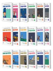 Combo trọn bộ 18 cuốn : Kính Vạn Hoa