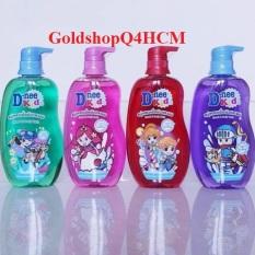 (HCM) Sữa tắm gội Dnee kids 400ml Thái Lan