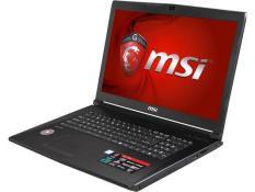 (Quái Vật Game Giảm giá Noel) MSI GL72 7RD ( i7-7700HQ, ram 8g, HDD 1Tb, card rời Nvidia GTX 1050- 2G, màn 17.3″ FullHD )