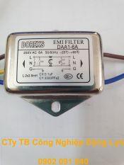 Bộ lọc nhiễu Sunhenry 1 pha 110/250V 6A