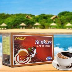 Cà phê 3 trong 1 Sunrise (Hộp 20 gói)