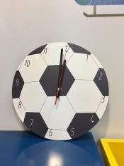 Đồng hồ treo tường hình banh bóng đá