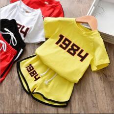 Bộ quần áo cho bé gái 1984