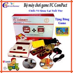 Máy chơi game điện tử giá rẻ, trò chơi trẻ em kết nối tivi, Máy chơi gamer bằng nhựa , máy điện tử, bộ chơi game, đầu chơi điện tử 4 nút cầm tay kết nối HDMI/AV
