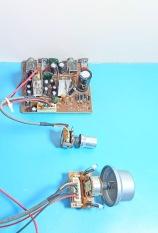 Mạch khếch đại 2.1 + chỉnh bass (tháo máy). AL.42