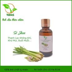 Tinh dầu Sả java nguyên chất 05ml – Tinh dầu – Tinh dầu đuổi muỗi – Thanh lọc không khí, khử mùi, đuổi muỗi hiệu quả – TAMAS