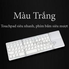 [Video thật] Bàn phím bluetooth gấp gọn có chuột cảm ứng cho điện thoại – Máy tính bảng – Laptop – Bàn phím PC – Bàn phím không dây cho android box TV – Bàn phím ios – Bàn phím cho iphone – Bàn phím cho ipad macbook – Bàn phím chơi game
