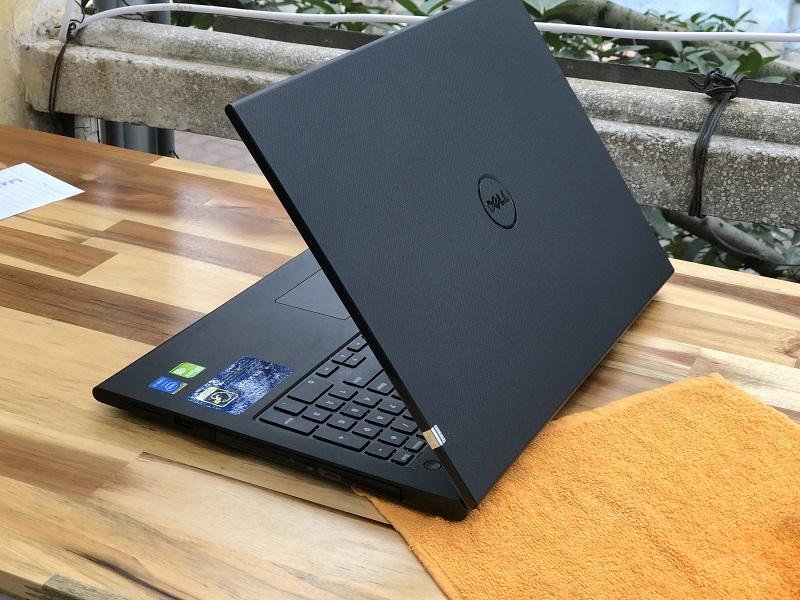 Laptop Dell Inspiron N 3542 Core i3-4005U, RAM 4GB, HDD 500GB, VGA 2GB  Nvidia Geforce 820M, 15 6 inch