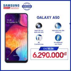 Điện thoại Samsung Galaxy A50 64GB/4G – Hãng phân phối chính thức