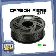 Cuộn nhựa in 3D sợi cacbon CF – PLA 1.75mm – Cacbon Fiber 1kg