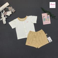 Set Smooth Short BF11 – 100% Organic Cotton – Đạt tiêu chuẩn Oeko-Tex Standard 100 – Thương hiệu Hinata Nhật Bản