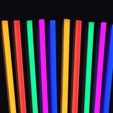 Đèn LED Tuýp T5 Liền Thân Dài 120cm, Màu Trắng/ Vàng/ Xanh Dương/ Hồng Tím/ Đỏ/Xanh lá