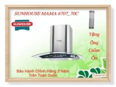 Máy Hút Mùi Kính Cong SUNHOUSE MAMA MMB6707-70
