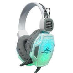 [RẺ VÔ ĐỊCH] Tai Nghe Chuyên Game Qinlian A7 LED Chuyển màu Siêu Đẹp Âm Siêu Hay Tai nghe tai nghe gaming tai nghe chụp tai Tai nghe qinlian A7 JACK 3.5 3HCOMPUTER