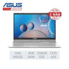 Laptop Asus VivoBook X515MA-BR113T | Silver | Intel Pentium N5030 | 1.1HZ, 4MB | RAM 4GB DDR4 | SSD 256GB | Intel® UHD Graphics 600/ 15.6 inch HD | FP | Win 10