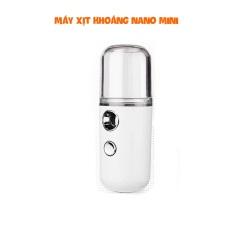 Máy xịt khoáng mini BH 3 THÁNG – Máy phun sương mini nano cầm tay Kaizo Mart