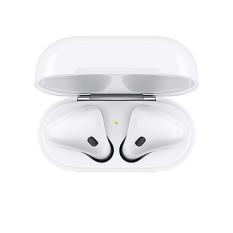 Airpod 2 bản 1:1 Full box, 2 tai nghe, hộp sạc tai nghe, cáp, sách hướng dẫn