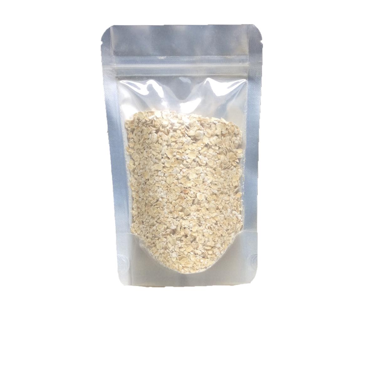 [Giá dùng thử] 100g yến mạch cán vỡ làm ngũ cốc giảm cân, làm bánh, bé ăn dặm, người tập gym Susuto Shop