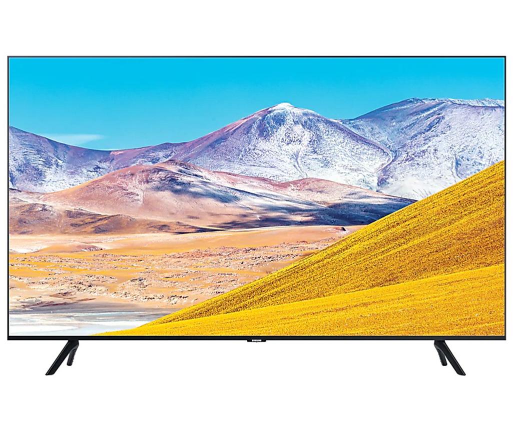 Smart Tivi Samsung 4K 43 inch UA43TU8100 Mới 2020 Hệ điều hành Tizen OS One Remote đa nhiệm thông minh (Tìm kiếm bằng giọng nói có hỗ trợ Tiếng Việt) Điều khiển tivi bằng điện thoại:Bằng ứng dụng SmartThings