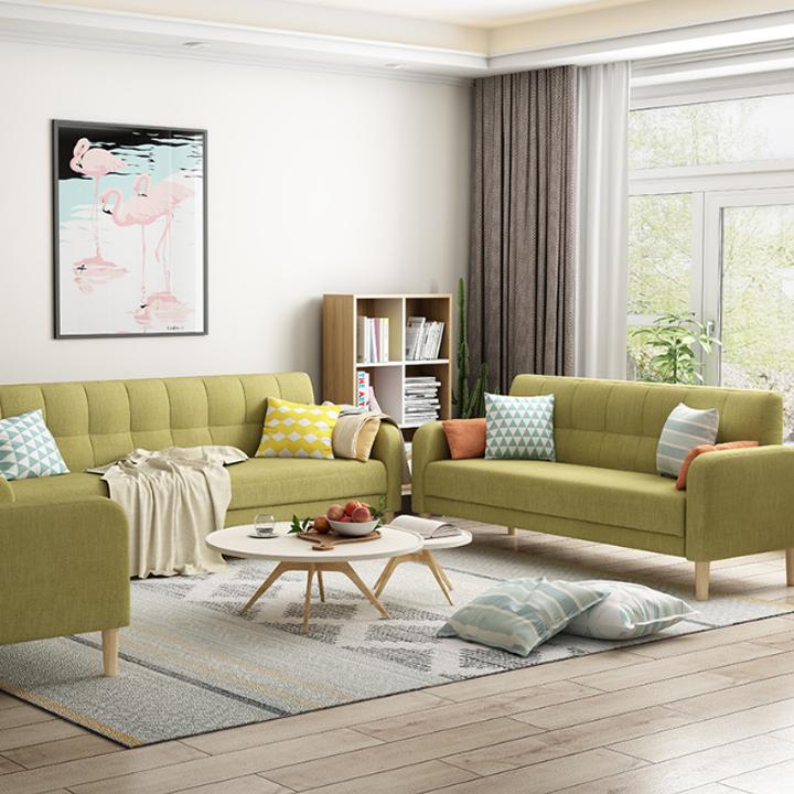 Ghế sofa bed đa năng 3 trong 1, Ghế sofa phòng khách thông minh ngả ra thành giường