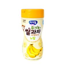 Bánh ăn dặm hữu cơ ildong Hàn Quốc hộp 40G